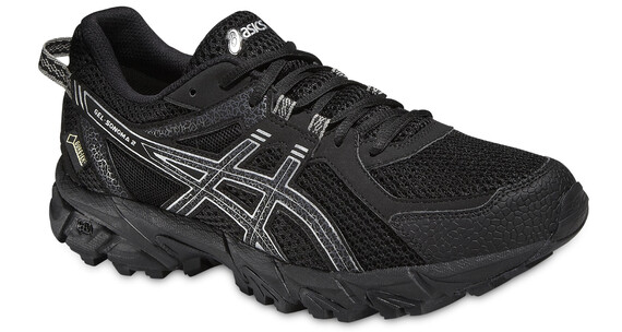 asics Gel-Sonoma 2 G-TX Shoe Women Black/Onyx/Silver